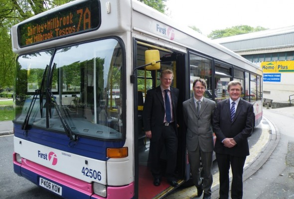 Shirley Bus Route Restored