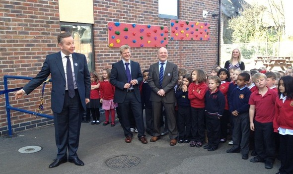 Michael Gove's Visit to Freemantle Academy