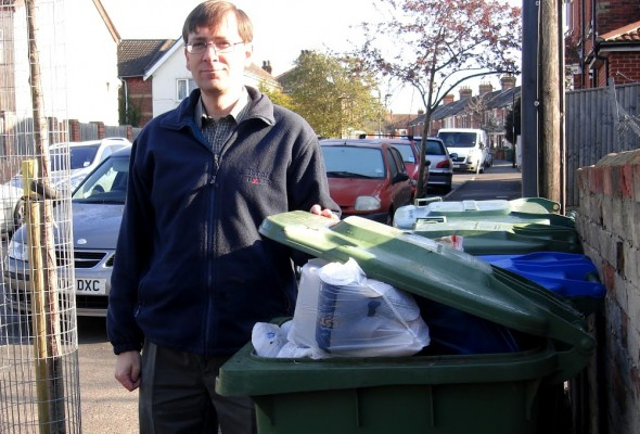 Labour Plans to Scrap the Weekly Bin Collections