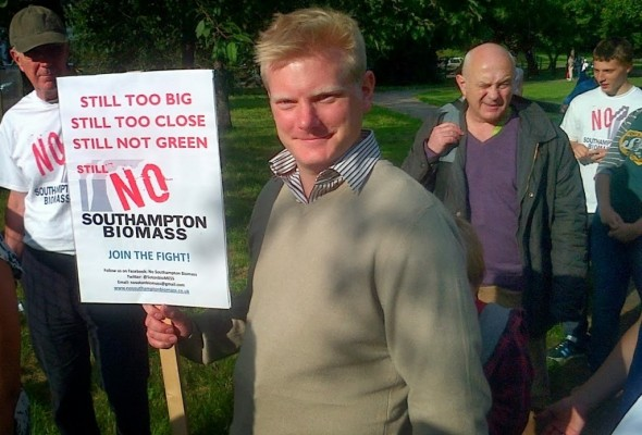 Southampton City Council Refuses to be Biomass Power Station Customer