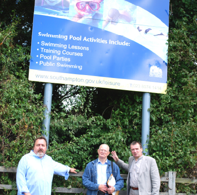 5 Years of Labour Deceit Over Oaklands Pool