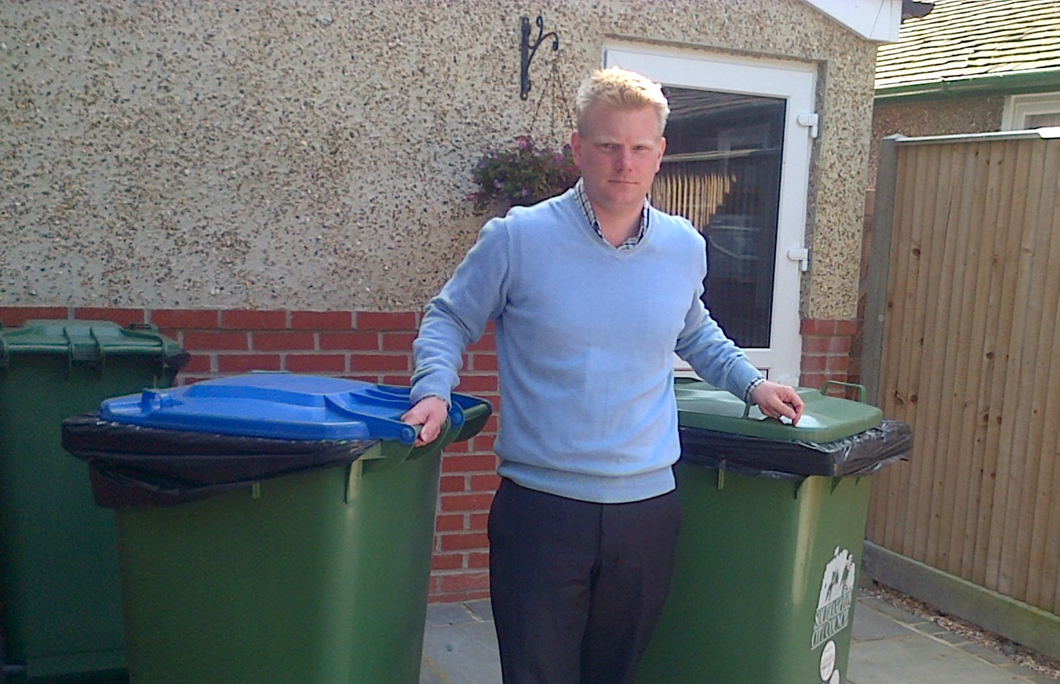 Conservatives Save The Weekly Bin Collections